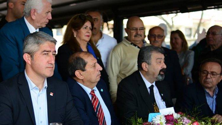 İYİ Partiden CHP Adayı Oktay'a Destek Ziyareti
