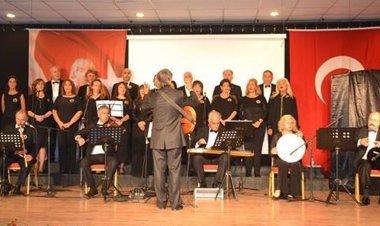 İnce Saz Musiki Derneği Bahara Merhaba Konseri