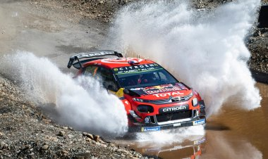2020 WRC Dünya Ralli Şampiyonası Yine Marmaris'te