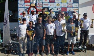 27 yat ve 250'e yakın yelkencinin katılımı ile yapılan son ayak olan 6. Ayak yarışlarının
