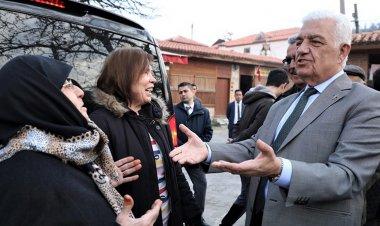 31 Mart Yerel Seçimlerinde her vatandaşın mutlaka oy kullanması gerektiğini söyleyen Başkan Gürün