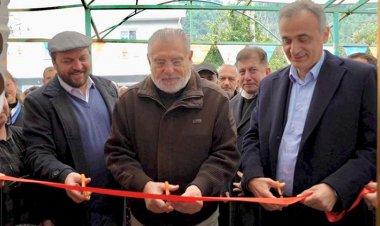 AK Parti Marmaris Belediye Başkan Adayı Serkan Yazıcı, seçimlere 47 gün kala ikinci seçim ofisini Turgut mahallesinde açtı.