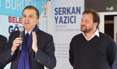 AK Parti Sözcüsü Çelik seçim kodunu açıkladı.