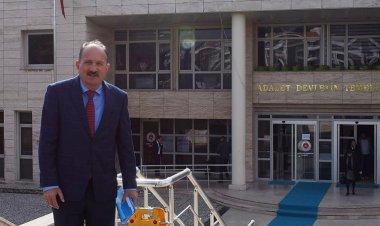 Başkan Behçet Saatcı, resmi adaylık başvurusunu yaptı