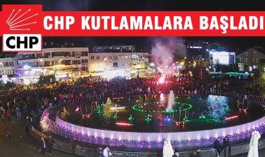 CHP 19 Mayıs Meydanı'nda Kutlamalara Başladı