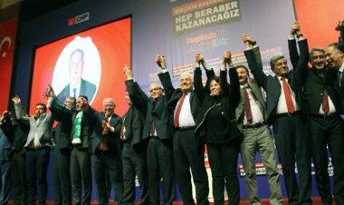CHP Aday Tanıtımıyla Seçim Startı Verdi