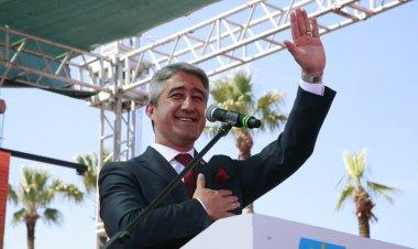CHP Marmaris Belediye Başkan Adayı Mehmet Oktay Kendisi, ekip arkadaşları ve tüm Marmaris biliyor ki amacı seçimi kazanmak değil