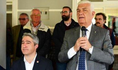 CHP Muğla Büyükşehir Belediye Başkan Adayı