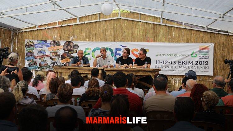 Ecofest Marmaris Büyük Beğeni Aldı