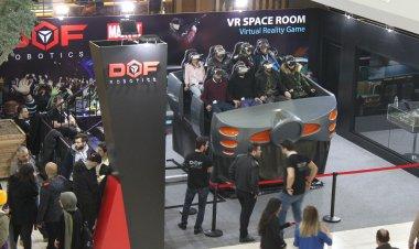 Fransa'da Türk Robotik Teknolojisine Büyük İlgi