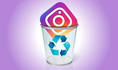 Instagram Hesabınızı Nasıl Silerseniz