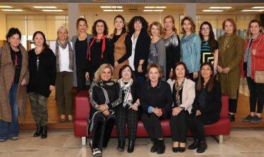 Kadın Girişimciler Kurulu ilk toplantısını yaptı