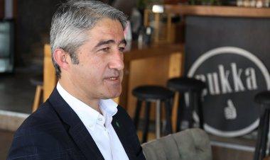 Marmaris Belediye Başkanı Mehmet Oktay