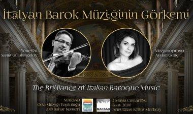Marmaris Kültür ve Sanat Derneği (MAKSAD) Oda Müziği Topluluğu Konseri