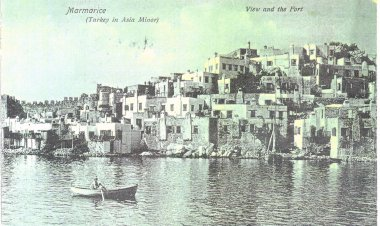 Marmaris'in Tarihi Kale Evleri