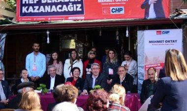 Mehmet Oktay CHP Bozburun Seçim Ofisini Açtı