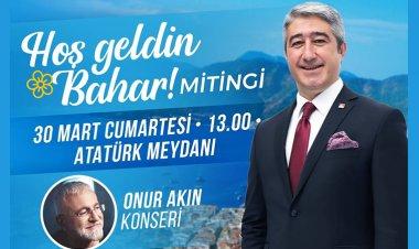 Mehmet Oktay Hoş geldin Bahar diyecek