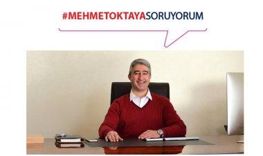 Mehmet Oktay canlı yayında soruları cevaplıyor