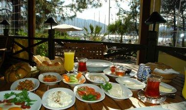 Orhaniye Köy kahvaltısı