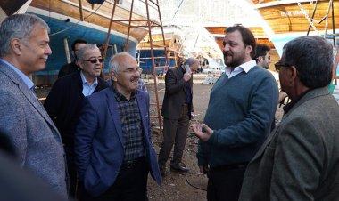 Serkan Yazıcı'dan Bozburun Çıkartması