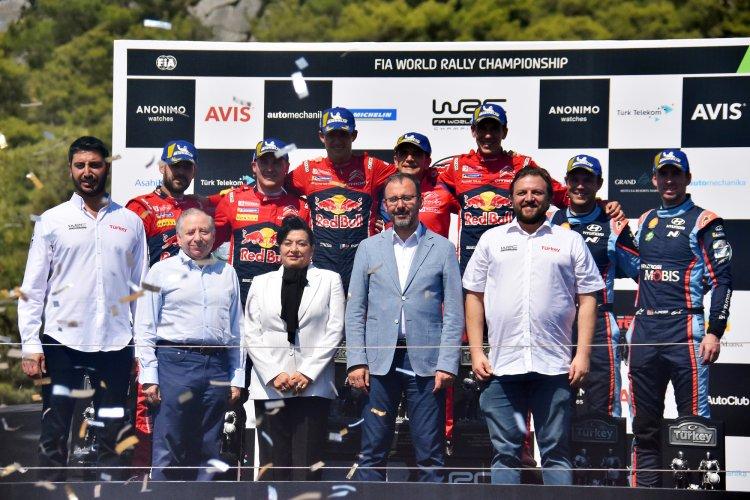 türkiye rallisi, dünya ralli şampiyonası, marmaris, WRC, FIA, Sebastien Ogier - Julien Ingrassia