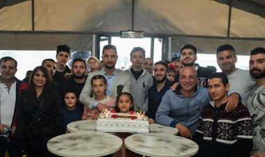 Uluslararası Ağır Sıklet Kickboks Şampiyonu Doğum Gününü Marmaris'te Kutladı