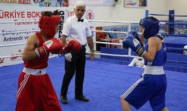 Yıldız Erkekler Türkiye Ferdi Boks Şampiyonası