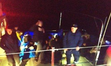 marmaris göçmen kaçakcıları yakalandı