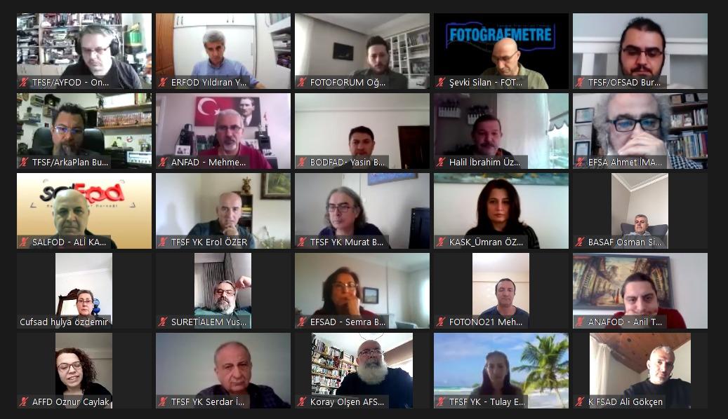 TFSF Zoom Toplantı